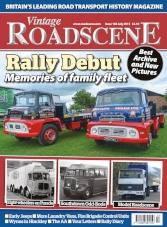 Vintage Roadscene - July 2015