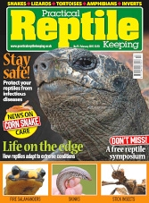 Practical Reptile Keeping – February 2015