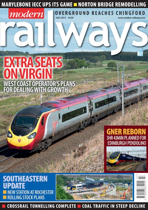 Modern Railways - July 2015