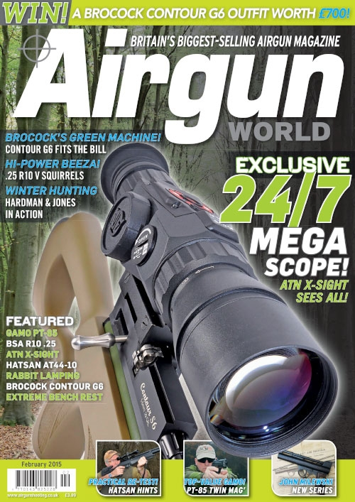 Airgun World - February 2015
