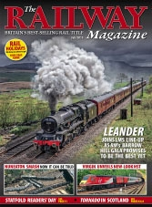The Railway Magazine - July 2015