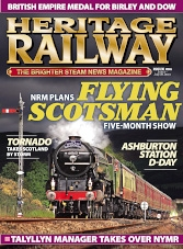 Heritage Railway 204 - July 2-July 29 2015