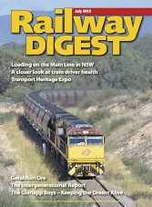 Railway Digest - July 2015