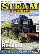 Steam Railway 442 - June 19-July 16 2015