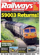 Railways Illustrated - August 2015