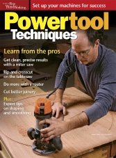 The Best of Fine Woodworking - Power Tool Techniques Summer 2015