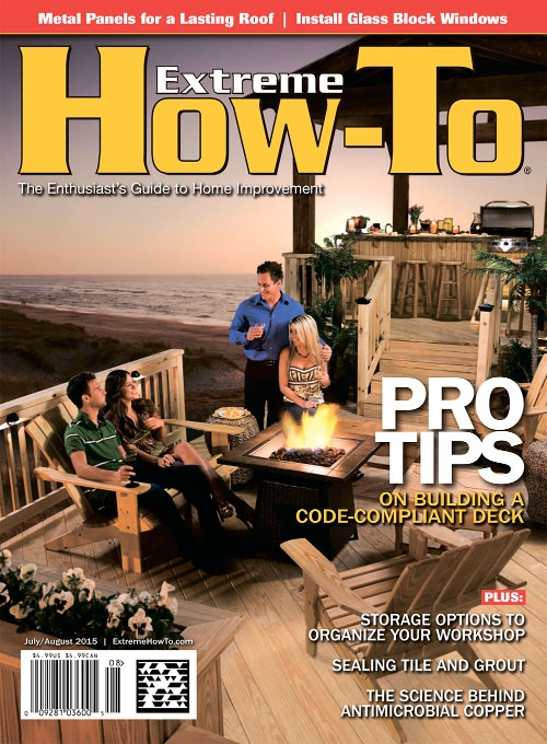 Extreme How To - July/August 2015