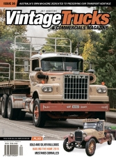 Vintage Trucks & Commercials - July/August 2015