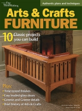 The Best of Fine Woodworking - Arts & Crafts Furniture Spring 2015