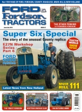 Ford & Fordson Tractors - June/July 2015