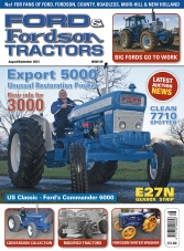 Ford & Fordson Tractors - August/September 2015