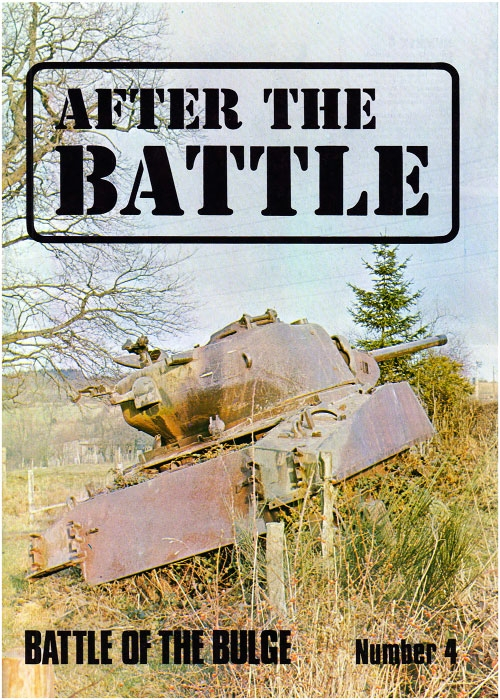 After the Battle 004 : Battle of the Bulge