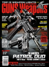 Guns & Weapons for Law Enforcement - April/May 2015