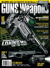 Guns & Weapons for Law Enforcement - June/July 2015