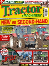 Tractor & Machinery - September 2015