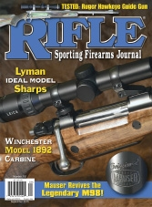 Rifle - September/October 2015