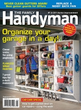 The Family Handyman - September 2015