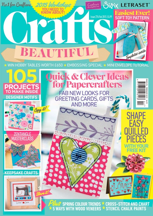 Crafts Beautiful - February 2015