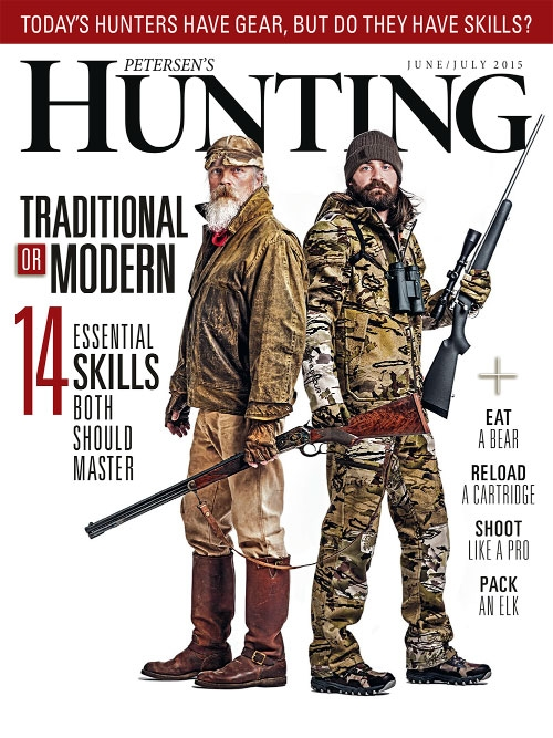 Petersen's Hunting - June/July 2015
