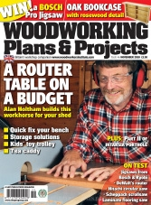 Woodworking Plans & Projects - November 2010