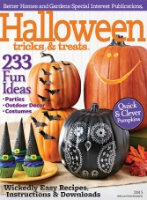 Halloween Tricks & Treats 2015