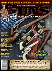Guns Of The Old West - Spring 2015