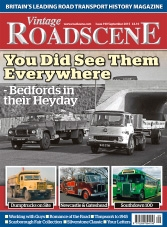 Vintage Roadscene - September 2015