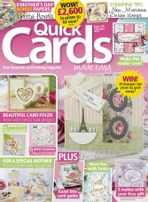 Quick Cards Made Easy - February 2015