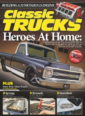 Classic Trucks - January 2015
