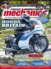 Classic Motorcycle Mechanics - January 2015