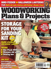 Woodworking Plans & Projects - December 2010