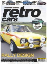 Retro Cars - January 2015
