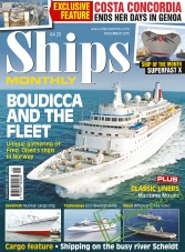 Ships Monthly – November 2015