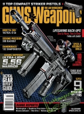 Guns & Weapons for Law Enforcement - October/November 2015
