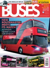 Buses – October 2015