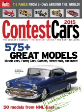 Scale Auto Contest Cars 2015