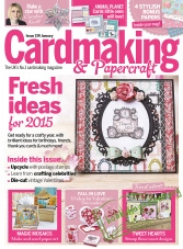 Cardmaking & Papercraft – January 2015