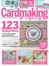 Cardmaking & Papercraft – February 2015