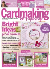 Cardmaking & Papercraft – April 2015