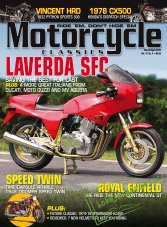 Motorcycle Classics - March/April 2015
