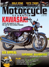 Motorcycle Classics - May/June 2015