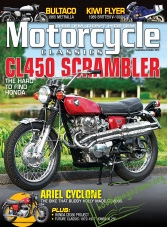 Motorcycle Classics - September/October 2015