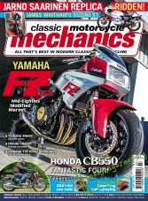 Classic Motorcycle Mechanics - March 2015