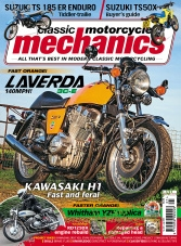 Classic Motorcycle Mechanics - July 2015