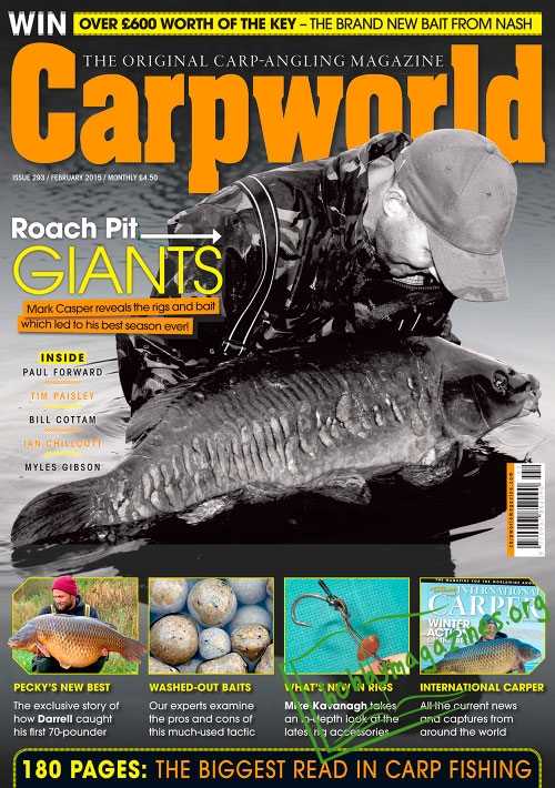 Carpworld – February 2015
