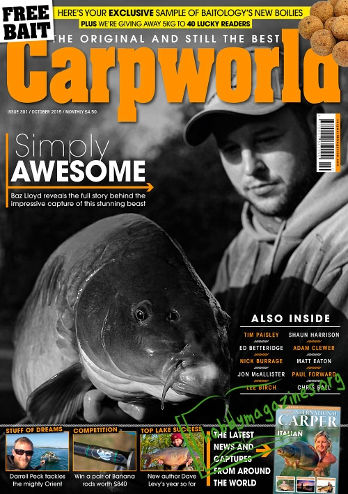 Carpworld - October 2015