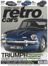 Retro Cars - March 2015