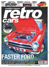 Retro Cars - April 2015