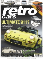 Retro Cars - May 2015