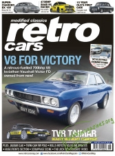Retro Cars - June 2015